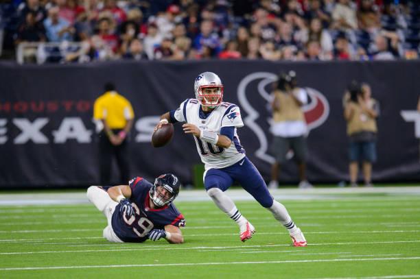 ... New Orleans Saints defensive NFL AUG 19 Preseason - Patriots at Texans  Media Tweets by Matt Godin ... e9b8f6d10