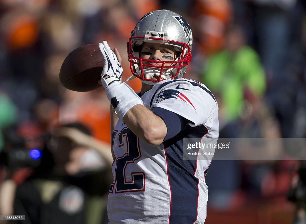 Tom Brady - American Football Quarterback | Getty Images