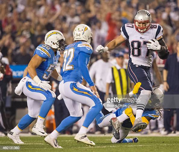 Chargers New Stadium: San Diego Chargers Vs. New England Patriots At Qualcomm