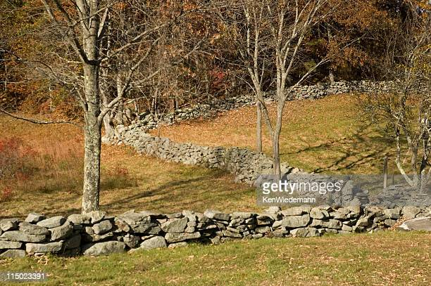 New England Stone Walls