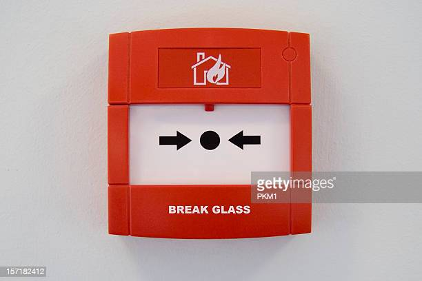 New Fire Alarm, Break Glass (with path)