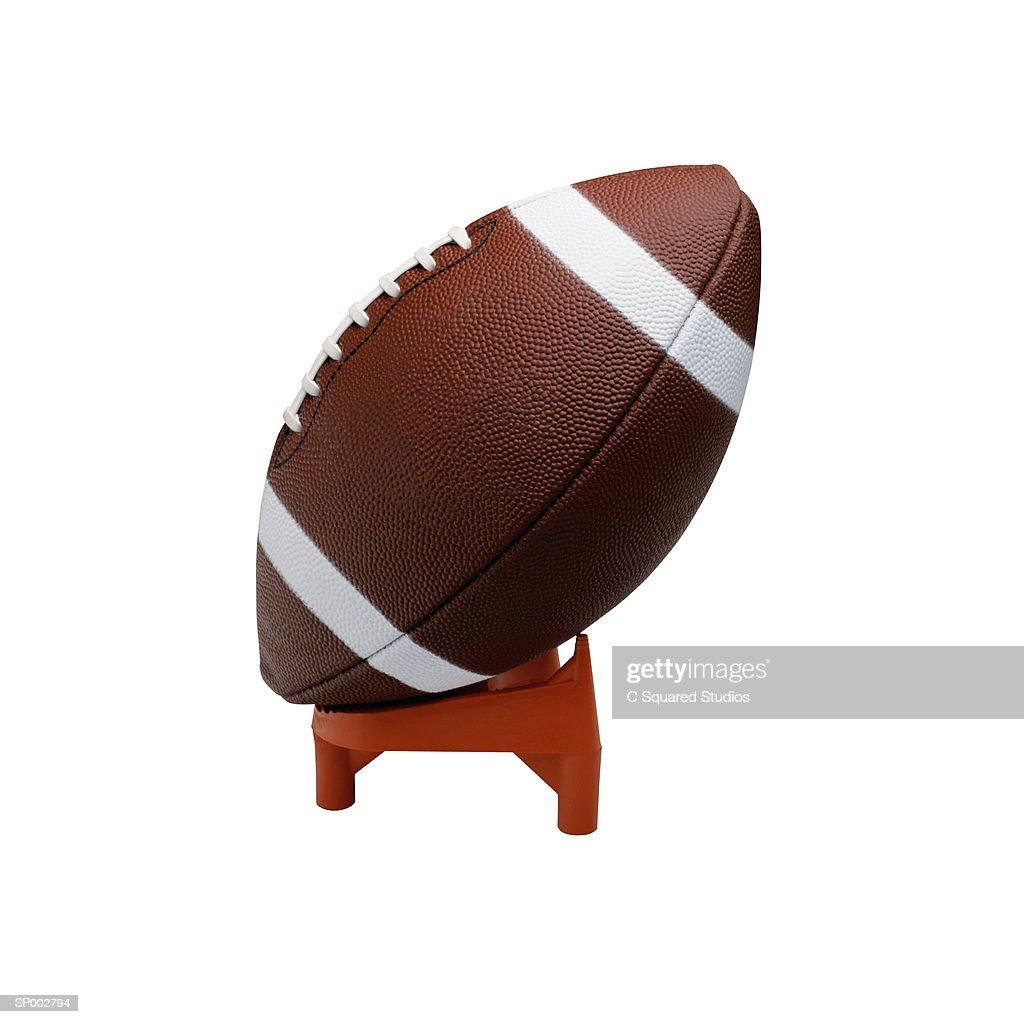 New Football on Tee