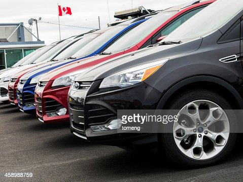 Mira Auto Sales >> Ford Motor Company Stock Photos and Pictures | Getty Images