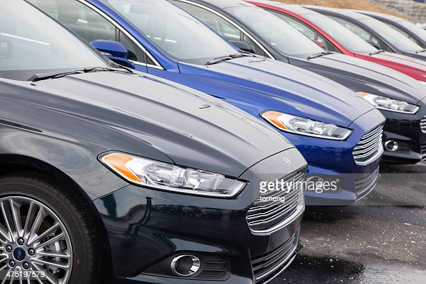 New Ford Fusion Vehicles