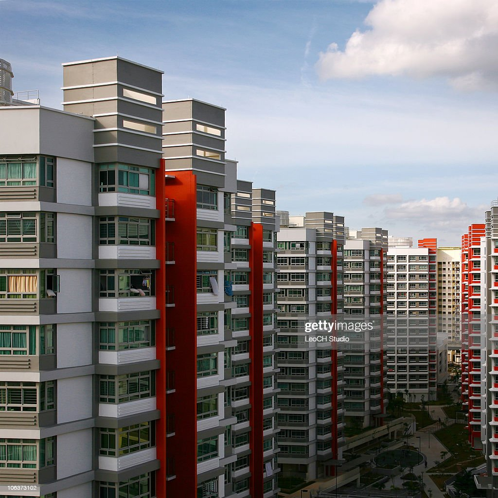 New generation of public housing in Singapore
