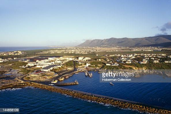 New harbour Hermanus Western Cape