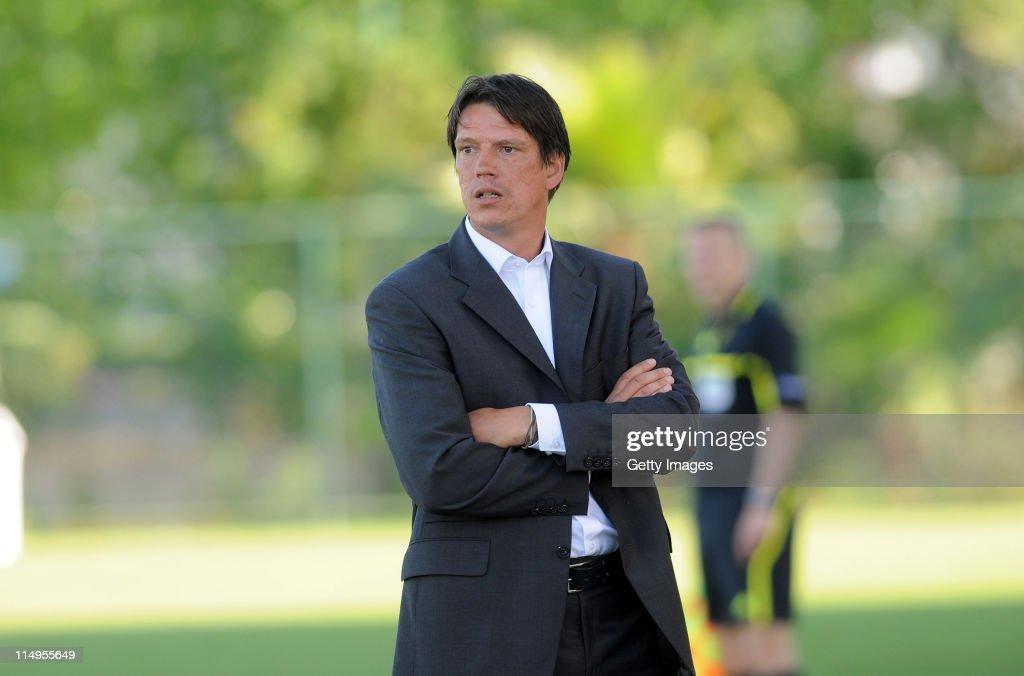 Germany v Hungary - UEFA Under-19 European Championship
