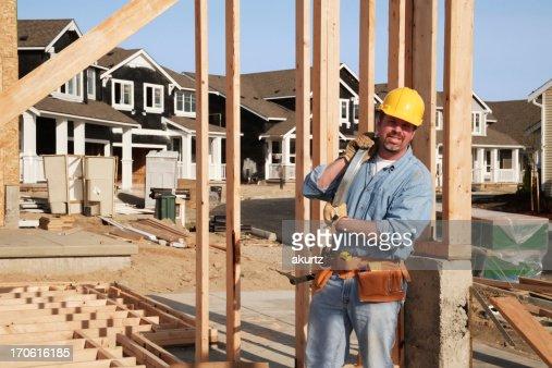 Nouvelle maison construction