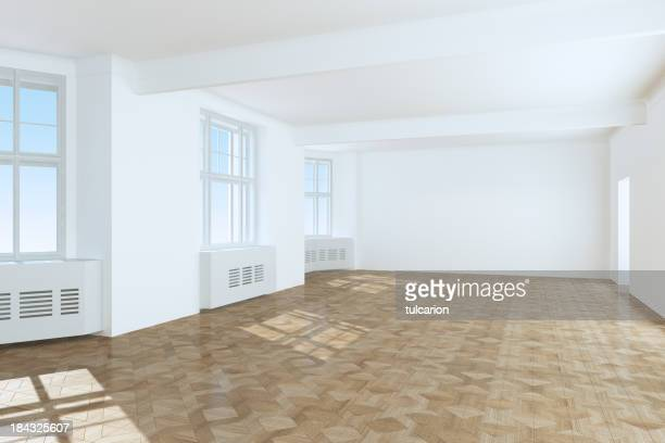 New Home empty interior