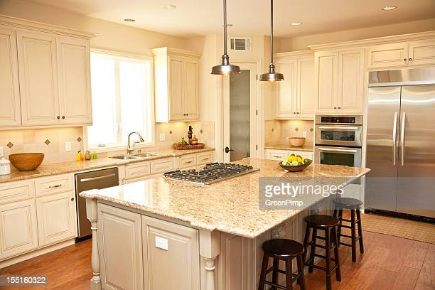 Nueva cocina Interior Casa de lujo