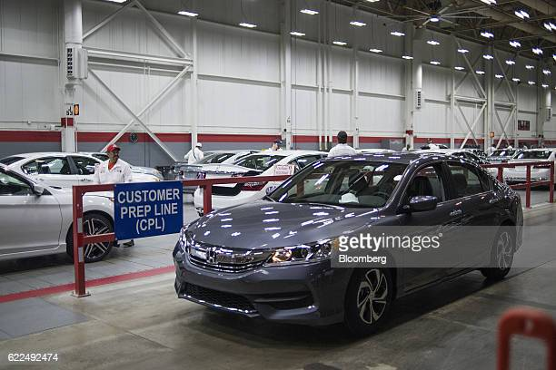 Calibrate stock photos and pictures getty images for Honda motor company stock