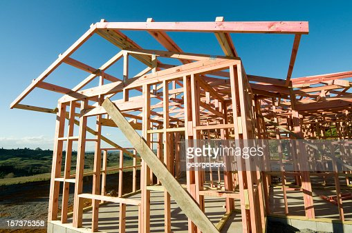 New House Building in the Country