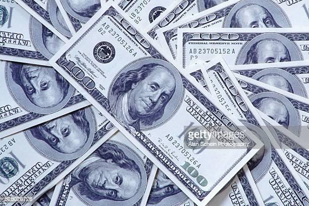 New hundred-dollar bills