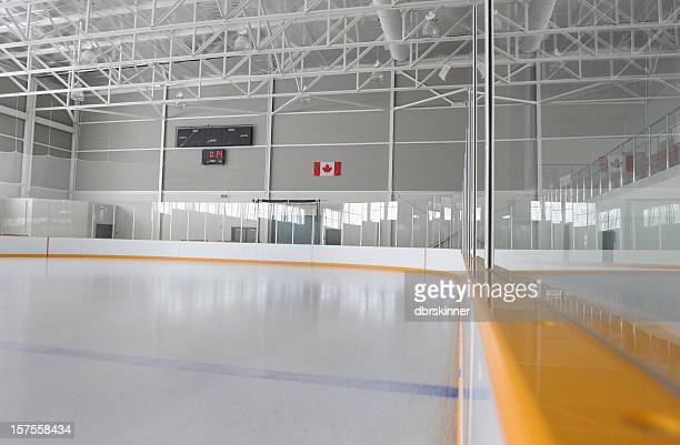 Nouvelle patinoire Ice
