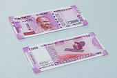 New Indian currency of 2000 rupee notes has been launched 10th November,2016.