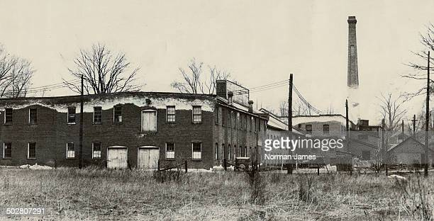 New Industry comes Above is the plant of the Don Valley Paper Co Ltd appraised at $400000 which has been sold by the Robert Davies estate to M E...