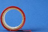 Round Adhesive Sticky New Insulation Tape Roll