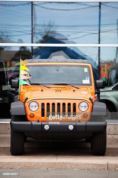 Nouveau Jeep au Showroom automobile