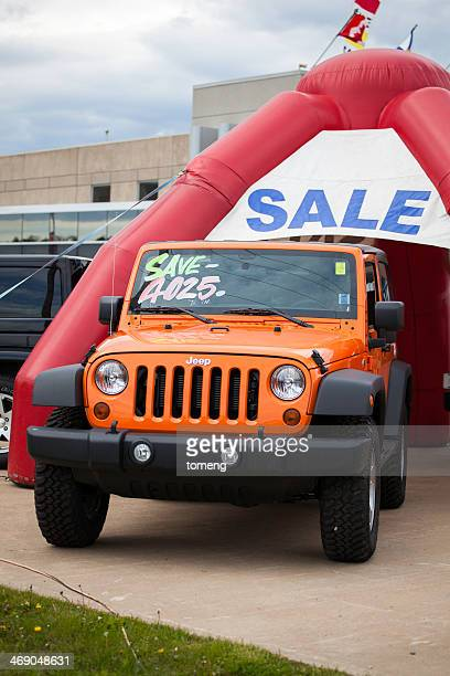 New Jeep on Sale
