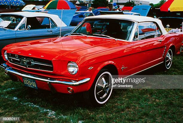 New Jersey 1964 Ford Mustang Convertible