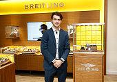 Breitling, W. Kodak Jewelers Ambassador And New Jersey...