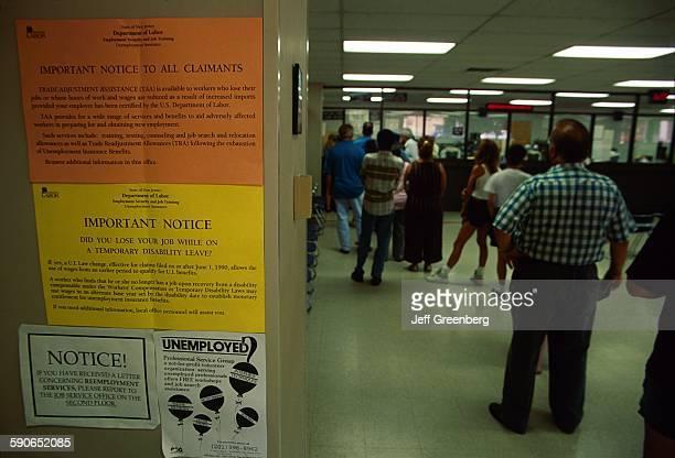 New Jersey Hackensack Unemployment Office Line
