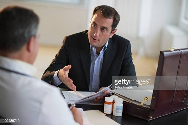 medical sales representative stock photos and pictures | getty images, Human Body