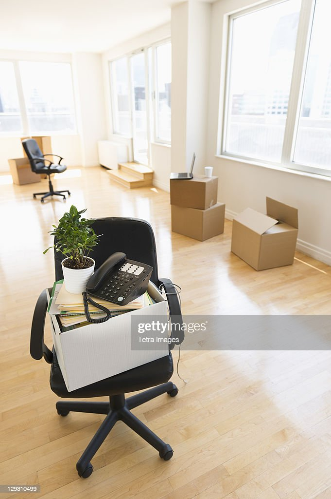 USA, New Jersey, Jersey City, Office relocation
