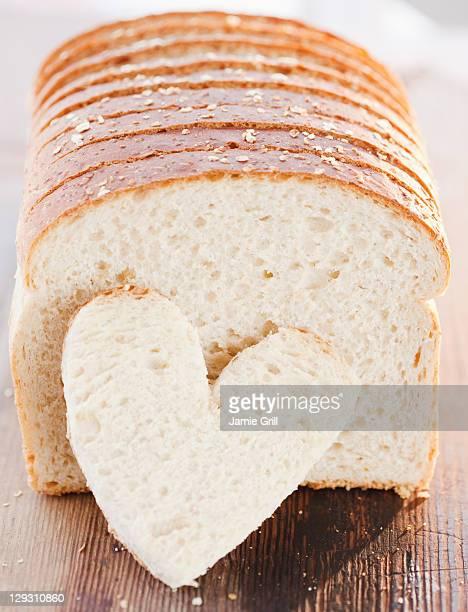 USA, New Jersey, Jersey City, Sliced bread