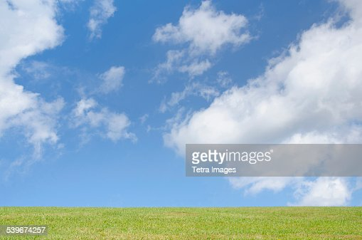 USA, New Jersey, View of rural landscape