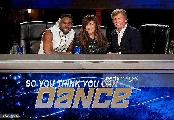 New judges Jason Derulo and Paula Abdul join Nigel Lythgoe for the 12th season of SO YOU THINK YOU CAN DANCE premiering summer 2015 on FOX