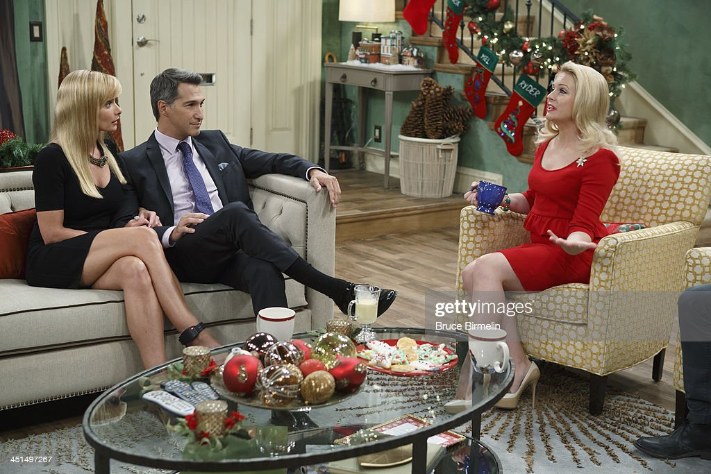 New Kind of Christmas' - Jaime Pressly drops by as Mel's sister Meredith, who comes home from prison on furlough to celebrate Christmas with the kids and Mel, and seems unruffled by Joe's obvious animosity towards her. 'A New Kind of Christmas' airs Wednesday, December 11th at 8:00PM ET/PT on ABC Family. HART