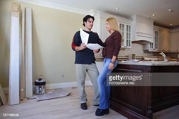 Neue Küche Gespräch