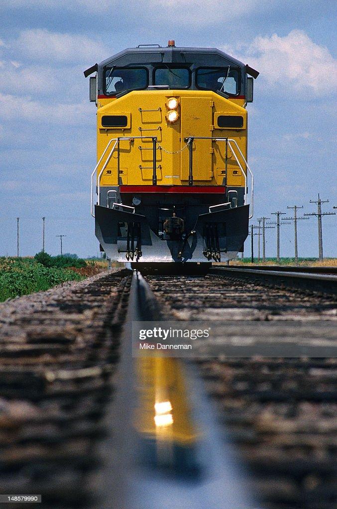 New locomotive reflection