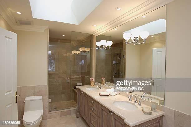Die neuen Master-Badezimmer