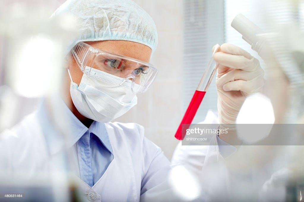 New medicine : Bildbanksbilder