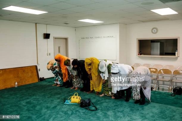 New Medinah MS May 26 2017 Retreat attendees pray inside the masjid in New Medinah New Medinah is one of the most unique Muslim communities in the...