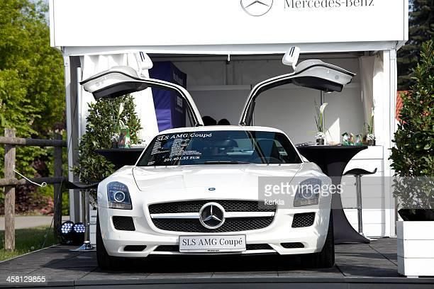 New Mercedes-Benz SLS AMG Coup