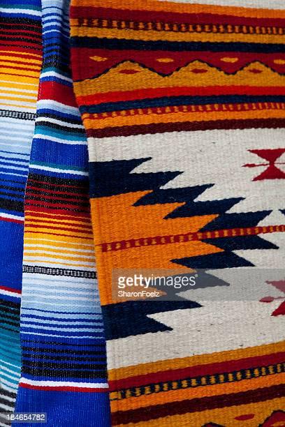 Couvertures du Nouveau-Mexique
