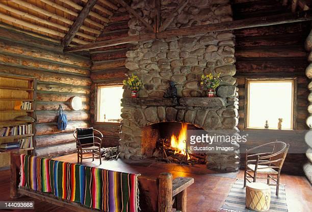 New Mexico Interior Living Room