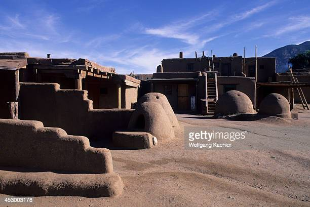 Adobe stock photos and pictures getty images for Adobe construction pueblo co