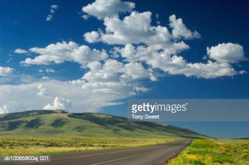 USA, New Mexico, Taos, scenic