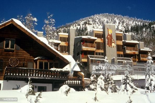 New Mexico Taos Taos Ski Valley Resort
