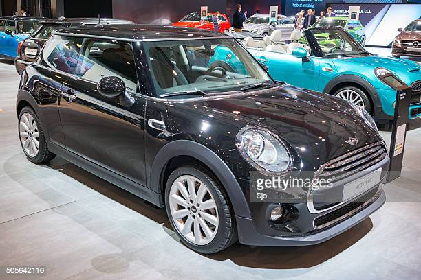 New Mini compact hatchback car