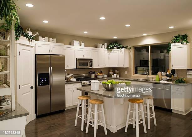 new modern kitchen home interior
