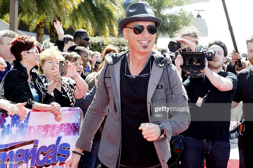 S GOT TALENT -- New Orleans Auditions -- Pictured: <a gi-track='captionPersonalityLinkClicked' href=/galleries/search?phrase=Howie+Mandel&family=editorial&specificpeople=595760 ng-click='$event.stopPropagation()'>Howie Mandel</a> --