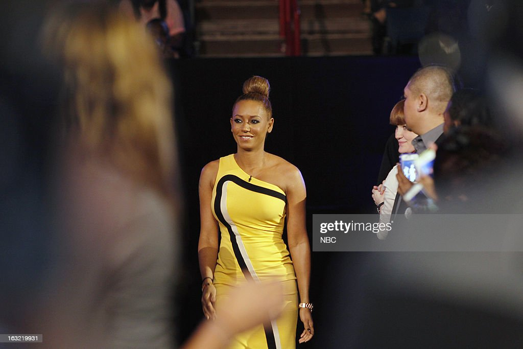 S GOT TALENT -- New Orleans Auditions -- Pictured: Mel B --