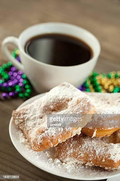 New Orleans-Beignets