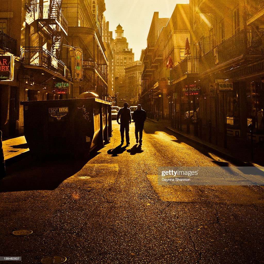 New Orleans In sun : Stock Photo