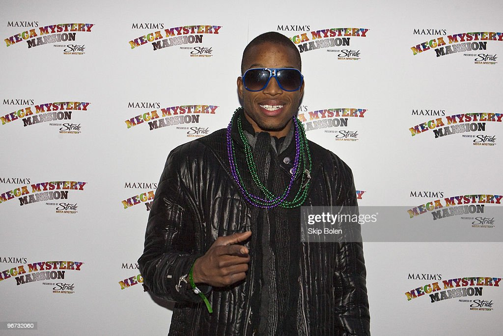 New Orleans jazz musician Troy 'Trombone Shorty' Andrews attends Maxim's Mega Mansion at Buckner Mansion on February 15, 2010 in New Orleans, Louisiana.